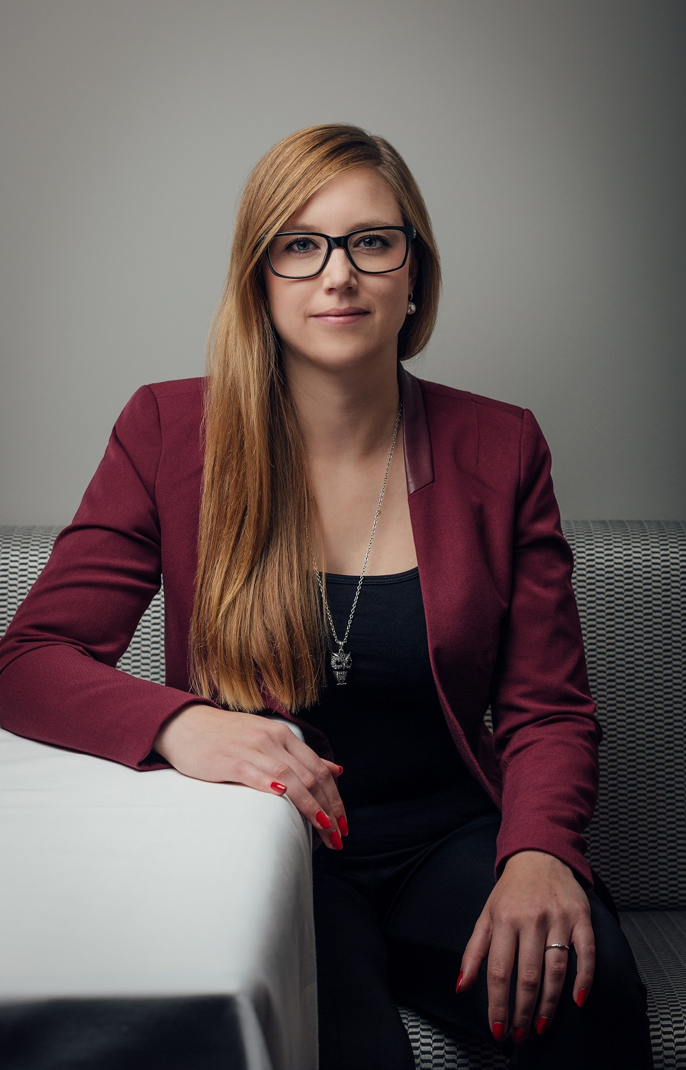 Eventmanager Sarah Schreiber
